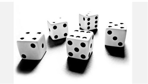 Dice and God